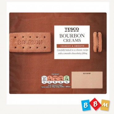 Tesco BOURBON CREAMS