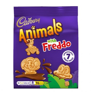 Cadbury Animal with Freddo