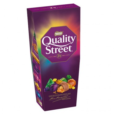 Nestle Quality Street  chocolate 232 gm
