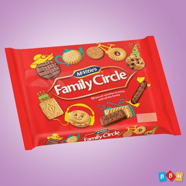 Mcvities Family circle Biscuit