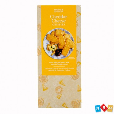M&S Cheddar Cheese Crispies