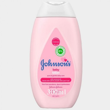 Johnson's   baby lotion Pure & Gentle  Daily care