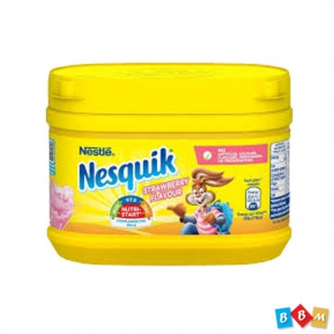 Nestle Nesquik strawberry Flavour