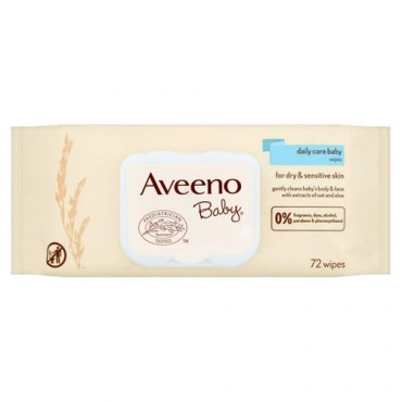 Aveeno Daily care baby Wipes