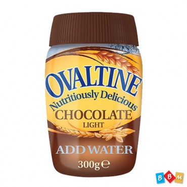 Ovaltine nutriously Delicious Chocolate