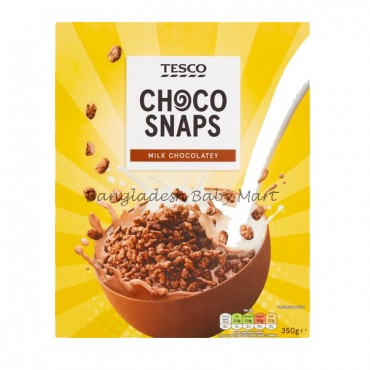 TESCO CHOCO SNAPS Milk Chocolatey