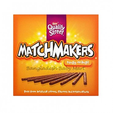 Nestle Quality Street  MATCHMARKERS  Zingy Orange
