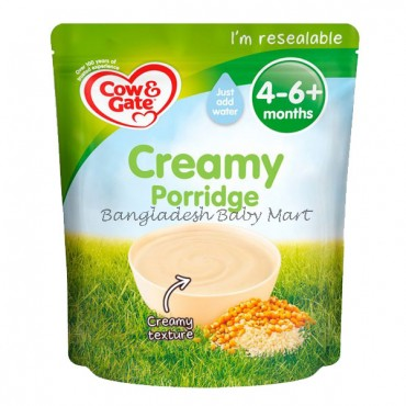 Cow & Gate Creamy Porridge