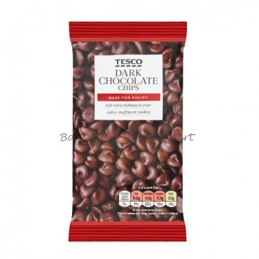 Tesco Dark Chocolate chips