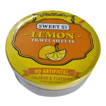 Sweet St Lemon Travel Sweets