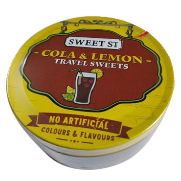Sweet St Cola & Lemon Travel Sweets