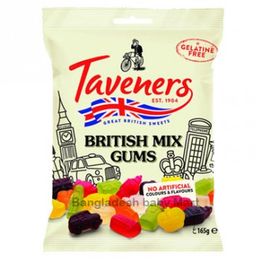 Taveners BRITISH MIX  GUMS