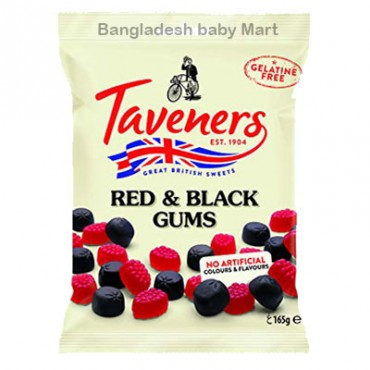 Taveners RED & BLACK GUMS
