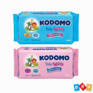 Kodomo Premium quality Baby Wipes