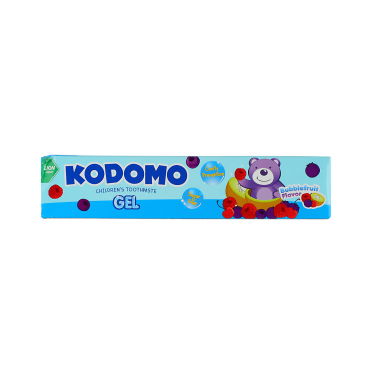 Kodomo Children's Toothpaste Gel BubbleFruit