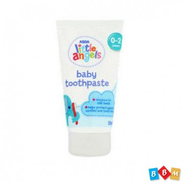 Asda Little angels Baby Toothpaste