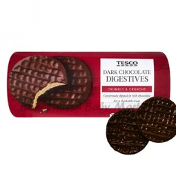 Tesco Dark Chocolate Digestives