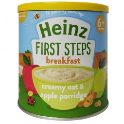 Heinz  Creamy Oat Apple Porridge